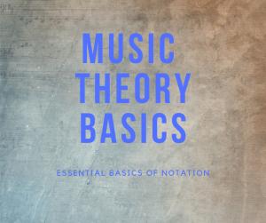 Music Theory Basic