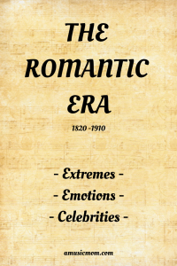 Key Characteristics of the Romantic Era