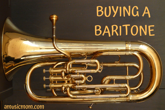 Buying a Baritone