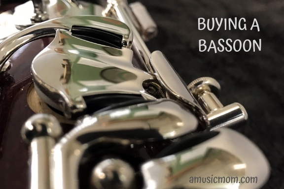 Buying a Bassoon
