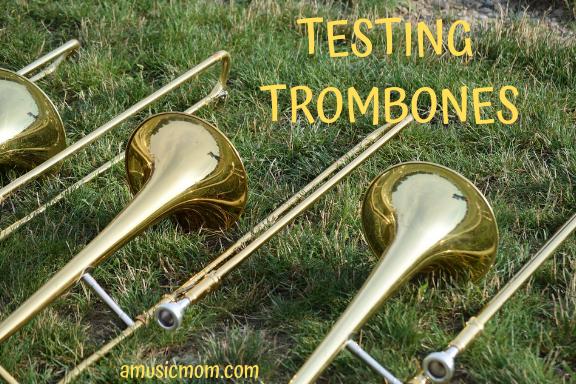 Testing Trombones