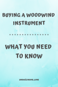 Buying a Woodwind Instrument