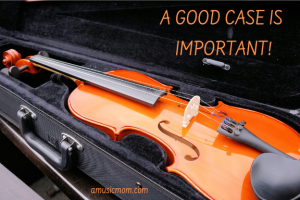 A Good Case is Important!