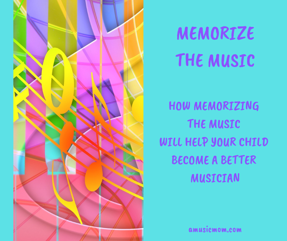 Is it Really Important for my Child to Memorize the Music?