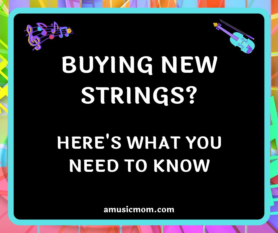 Buying New Strings – What You Need to Know