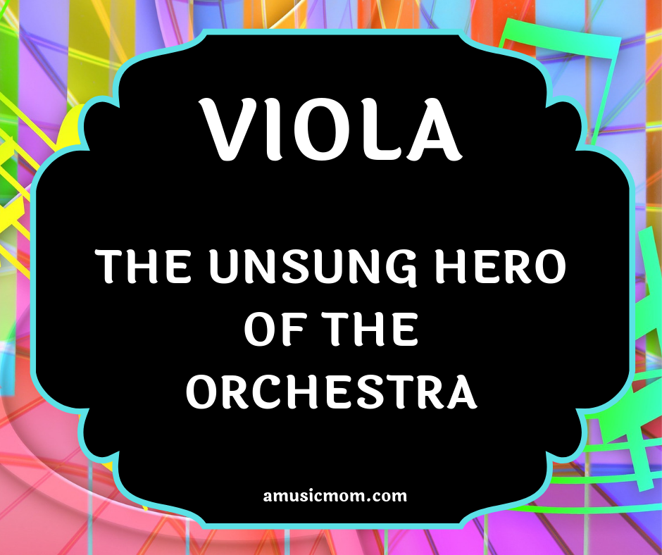 Viola - The Unsung Hero of the Orchestra