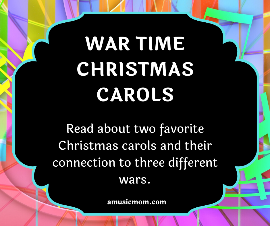War Time Christmas Carols