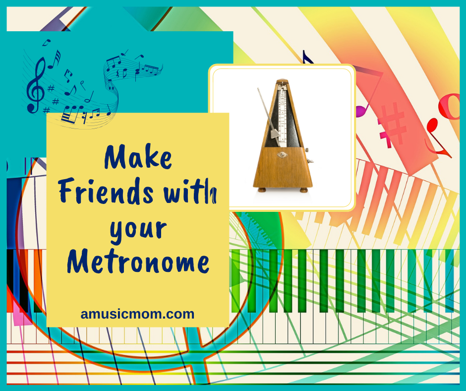 Make Friends with your Metronome
