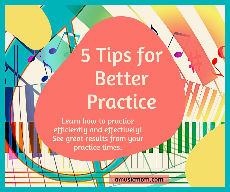 5 Tips for Better Practice